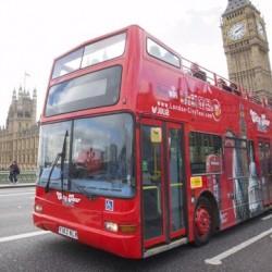London CITY TOUR: HOP ON-OFF