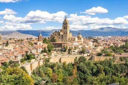 Tours around Madrid