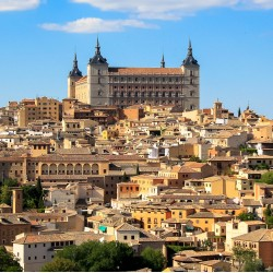 TOLEDO HALF DAY MORNING TOUR IN MANDARIN CHINESE