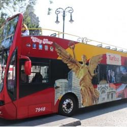 Mexico: CITY TOUR: HOP ON-OFF
