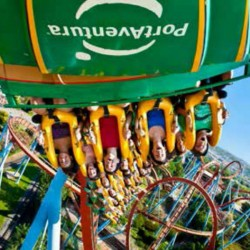 FULL DAY TRIP PORTAVENTURA PARK FROM BARCELONA / OPTIONAL FERRARI LAND