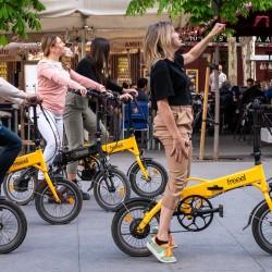 Madrid 360º eBike Tour: City Highlights & Parks