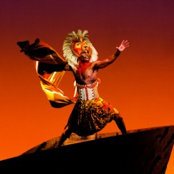 The Lion King, The Musical