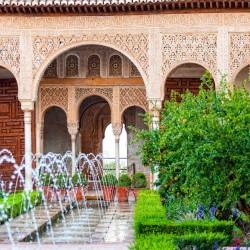 THE ALHAMBRA, SENSATIONS & EXPERIENCES