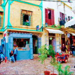 TANGIER BY FERRY FULL DAY