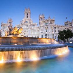 MADRID ON WHEELS