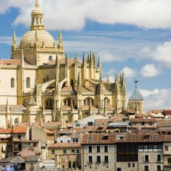 SEGOVIA & THE MEDIEVAL TOWN OF PEDRAZA - SMALL GROUP - ENGLISH ONLY