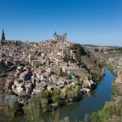 TOLEDO ON YOUR OWN