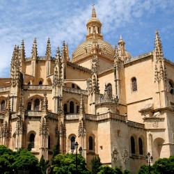 Segovia Half Day - Group Tour