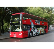 Madrid CITY TOUR: HOP ON-OFF