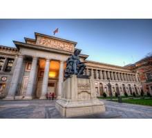 Walking Tour + Prado Museum