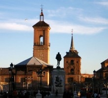 ALCALÁ DE HENARES WITH GUIDE (Half Day - 5h)