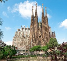 FAST TRACK GUIDED TOUR SAGRADA FAMILIA & TORRE BELLESGUARD WITH BRUNCH: SMALL GROUP – ENGLISH ONLY