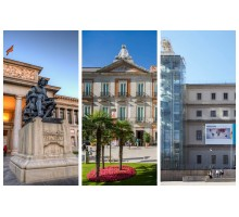 TICKETS PASEO DEL ARTE: Prado, Thyssen and Reina Sofía Museums - SKIP THE LINE
