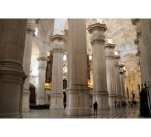 HISTORIC GRANADA: THE CATHEDRAL AND THE ROYAL CHAPEL