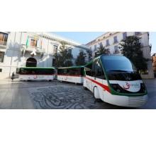 Granada CITY TOUR TRAIN: HOP ON-OFF