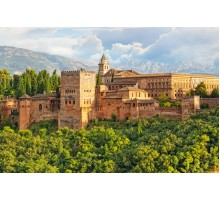 THE ALHAMBRA, SENSATIONS & EXPERIENCES