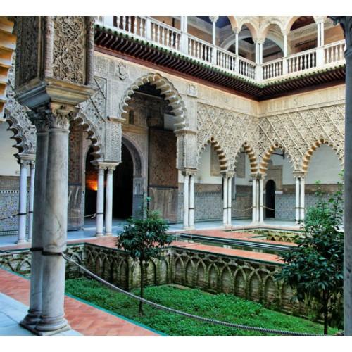 Sevilla tour by train ave full day for Hotel calle sevilla madrid