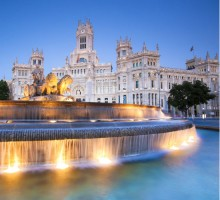 Madrid Guided Sightseeing tour