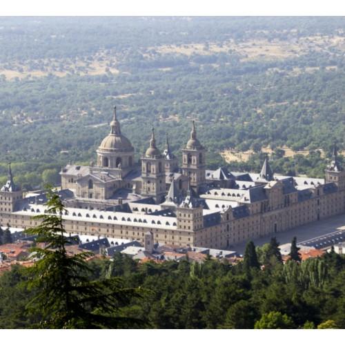 Escorial monastery & Valley's Basilic tour (half day - 5 ...