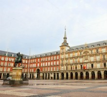 Madrid Sightseeing Tour + Royal Palace
