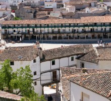 Chinchón tour  (half day - 5 hours)