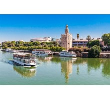 CRUISE ALONG THE GUADALQUIVIR RIVER