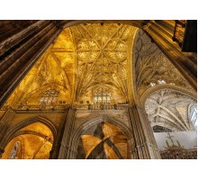 SEVILLE WALKING TOUR: THE CATHEDRAL AND THE ALCAZAR